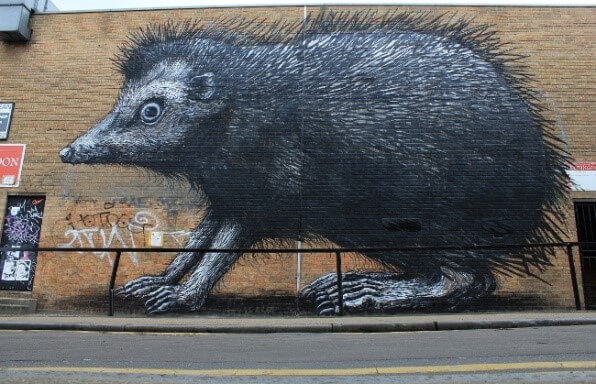 Top 5 Tips for London Living Street Art